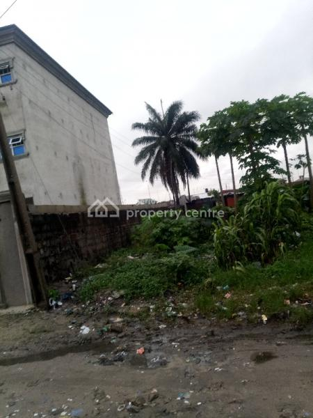 Well Located, Fully Fenced and Gated 5 Plots of Dry and Firm Land, Off Tombia Extension, Gra Phase 2, Port Harcourt, Rivers, Mixed-use Land for Sale