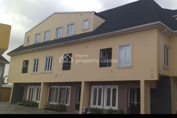 Brand New 4 Bedroom Terrace Duplex