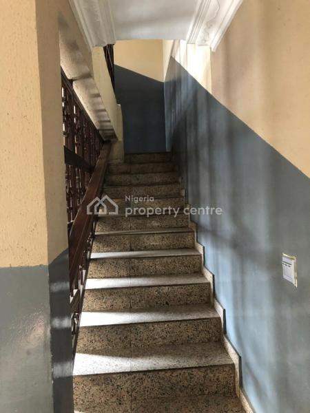 a Lovely 3 Bedroom Terrace Duplex in an Estate, Marda Barracks Estate, Saint Agnes, Yaba, Lagos, Terraced Duplex for Rent