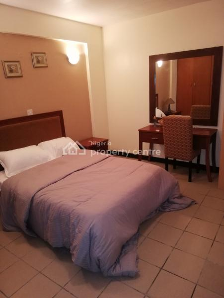 a Well Furnished  Serviced and Exotic 3 Bedroom Apartment with a Room Servant Quarters, Falomo, Ikoyi, Lagos, Flat for Rent