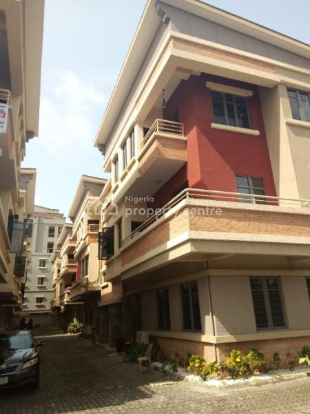 a Fantastically Built 5 Bedroom Terrace with Two Sitting Rooms and a Room Bq in a Serene Neighborhood, Off Palace Road, Oniru, Victoria Island Extension, Victoria Island (vi), Lagos, Flat for Rent