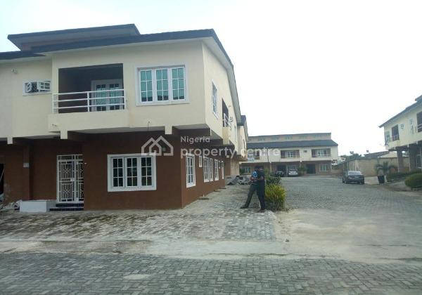 Newly Finished 5 Bedroom Terrace Duplex, Phase 4, Lekki Gardens Estate, Ajah, Lagos, Semi-detached Duplex for Rent