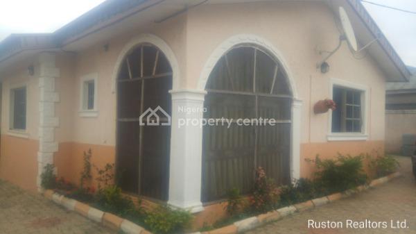 4 Bedroom Bungalow with Additional 3 Bedroom Chalet, Ologuneru Area, Ibadan, Oyo, Detached Bungalow for Sale