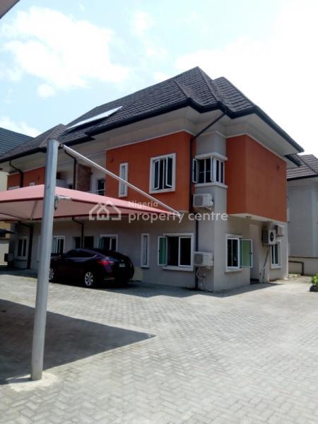 3 Bedroom Terrace Duplex with a Room Bq for Rent, Ikate Elegushi, Lekki, Lagos, Terraced Duplex for Rent