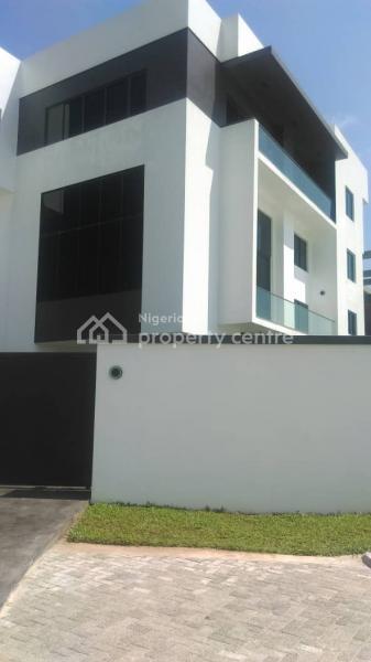 Luxury Well Finish and Built 5bedroom Detached Duplex at Banana Island, Banana Island, Ikoyi, Lagos, Detached Duplex for Sale