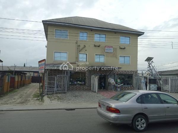 Prime Office Building, Wogu Street Dline, D-line, Port Harcourt, Rivers, Office Space for Sale