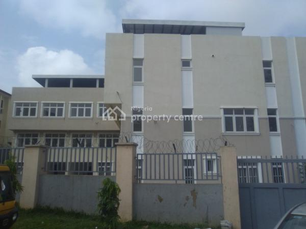 7 and 8 Unit Apartments Comprising of 2 Units of 4 Bedroom Terraced, Kotoncarfe Close Off Oyo Street, Area 1, Garki, Abuja, Flat for Sale