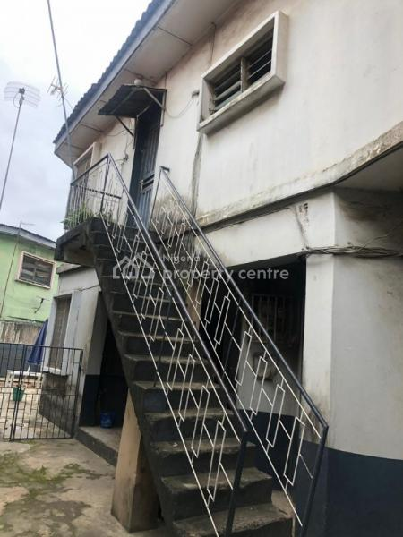1-storey Building Consisting of 13 Rooms, 1 Shop & 1-room Boys Quarter, 13, Shyllon Street, Ilupeju, Lagos, House for Sale