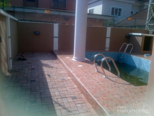 Luxury And Exquisite 5 Bedroom House With Swimming Pool Lekki Lagos Bluehedge Realtors