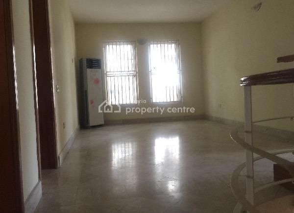 Spacious 4-bedroom Semi-detached House with Bq, Abacha Estate, Ikoyi, Lagos, Semi-detached Duplex for Rent