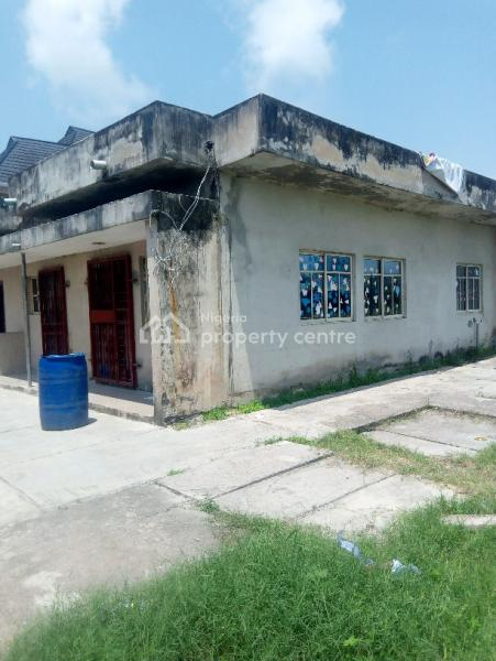 2 Bedroom Flat for Commercial Use, United Estate, Sangotedo, Ajah, Lagos, Office Space for Rent