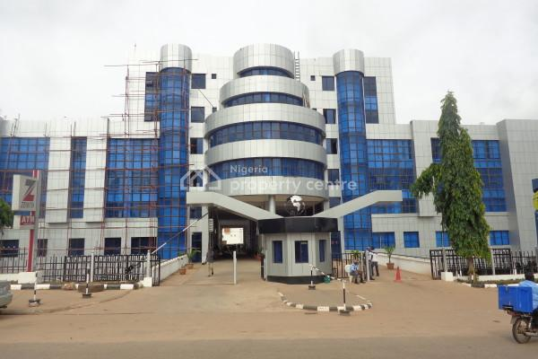 Umrah Banner: Office Spaces For Rent In Central Business District, Abuja