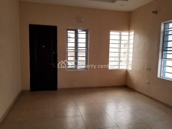 Brand New 4 Bedroom Semi-detached House with Bq, Osapa, Lekki, Lagos, Semi-detached Duplex for Rent