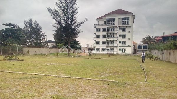 Newly Built Water Front and Luxury 8 Units of 3 Bedroom Flats with a Room Boys Quarters, Olusegun Aina Street, Parkview, Ikoyi, Lagos, Flat for Rent