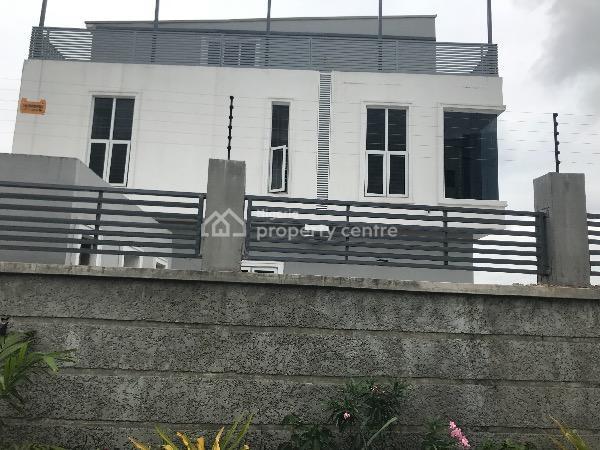 4 Bedroom Waterfront Terrace with Bq, Off Fatai Arobieke, Lekki Phase 1, Lekki, Lagos, Terraced Duplex for Sale