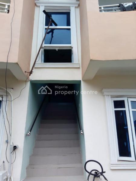 Three Bedroom Apartment, 6, Akorah Street, Off Assemblies Street, Unity Estate, Cooperative Bus Stop., Badore, Ajah, Lagos, Flat for Rent