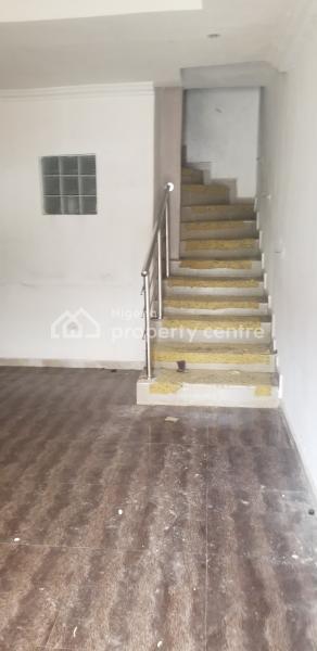 Decent 2 Bedroom Duplex with a Room Bq, Tinubu Close, Ilupeju Estate, Ilupeju, Lagos, Terraced Duplex for Rent