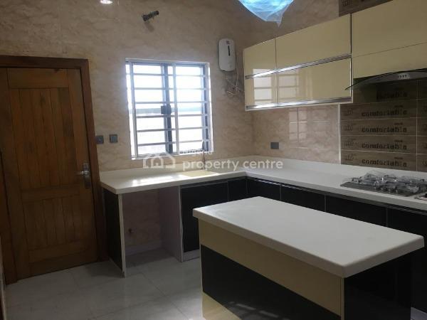 Luxury Edition. Brand New 4 Bedroom Fully Detached (self Serviced), Chevron, Lekki Phase 2, Lekki, Lagos, Detached Duplex for Rent