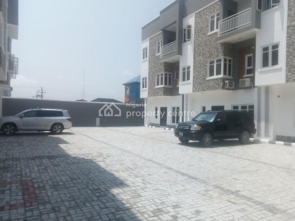 Well Built & Tastefully Finished 4 Bedroom Semi Detached House with Boys Quarters, Ologolo, Lekki, Lagos, Semi-detached Duplex for Rent