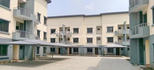 Beautifully Built Serviced 7 Units of 4 Bedroom Semidetached Duplex + Bq with Swimming Pool, _, Ilasan, Lekki, Lagos, Semi-detached Duplex for Rent