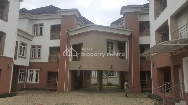 Newly Built and Well Finished 4 Units of 4 Bedroom Terraced Duplex with a Room Bq, Fitted Kitchen, Etc., Wuse 2, Abuja, Terraced Duplex for Rent