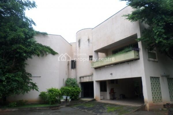 5 Bedroom Detached Duplex, Cbn Senior Staff Quaters, Karu, Abuja, Detached Duplex for Sale