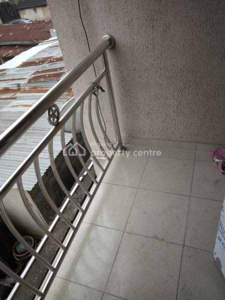 Super and Decent 3 Bedroom, Sabo, Yaba, Lagos, Flat for Rent