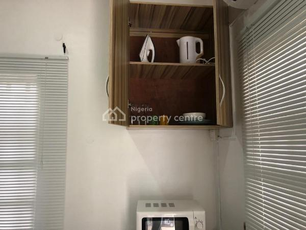Sun - Els Place (luxury 1 Bedroom Studio with 24 Hours Power), Adeniyi Coker Off Ligali Ayorinde, Victoria Island (vi), Lagos, Flat Short Let