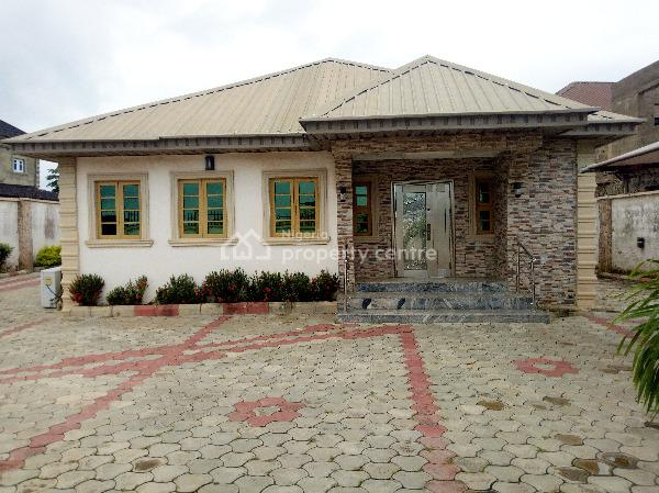 For Sale Beautiful Furnished Classy 4 Bedroom Bungalow Ajinde Road 2 Ire Akari Estate Axis Off Akala Expess Oluyole Ibadan Oyo 4 Beds 4 Baths Zafiro Homes And Events Ref 471510