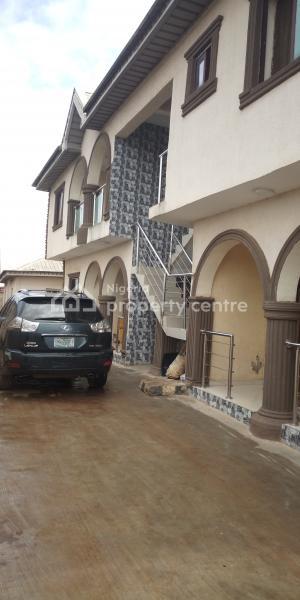 Newly Renovated 2 Bedroom Flat, Evergreen Estate Aboru Iyana Ipaja, Alimosho, Lagos, Flat for Rent