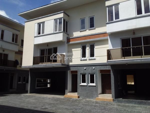 4 Bedroom Semi Detached House, Chevy View Estate, Lekki, Lagos, Semi-detached Duplex for Rent