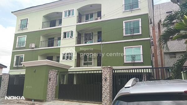 New - Units of 2 Bedroom Flat All Ensuite, Allen, Ikeja, Lagos, Flat for Sale