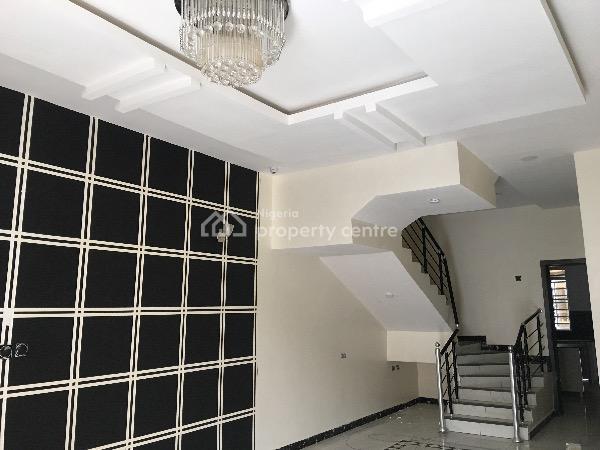Luxury 4 Bedroom Duplex, Osapa, Lekki, Lagos, Semi-detached Duplex for Rent
