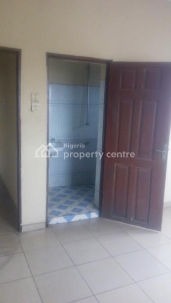 Very Neat Two Bedroom Apartment, Abule Egba, Agege, Lagos, Flat for Rent