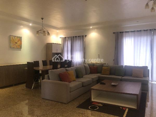 Luxury 3 Bedroom Apartment, Off Glover Road, Lekki Phase 1, Lekki, Lagos, Flat for Rent