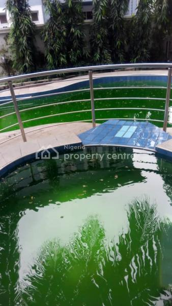 Luxurious Edifice of 7bedroom House with Large Expanse of Land, Campbell Estate Royal Palm Estate Peter Odili Road, Trans Amadi, Port Harcourt, Rivers, Detached Duplex for Sale