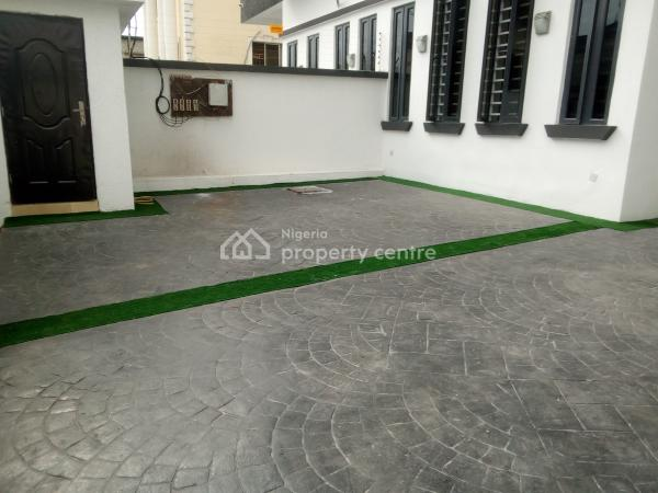 Brand New 4 Bedroom Semi Detached Duplex with a Room Bq, Igbo Efon, Lekki, Lagos, Semi-detached Duplex for Sale