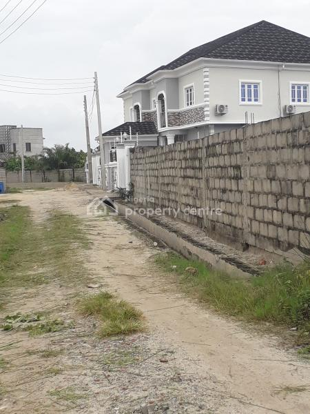 1208 Sqm Land, Orchid Hotel Road, By Chevron, Lekki, Lagos, Land for Sale