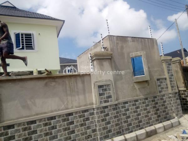 Newly Built 2 Bedroom Flat, Kajola, Lakowe, Ibeju Lekki, Lagos, Flat for Rent