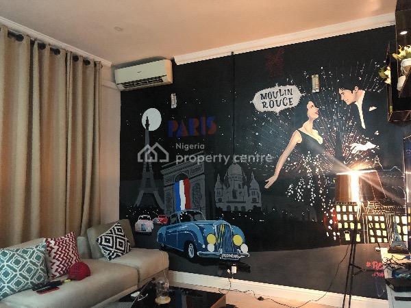 Luxury 1 Bedroom Apartment, Dideolu Estates, Oniru, Victoria Island (vi), Lagos, Mini Flat Short Let