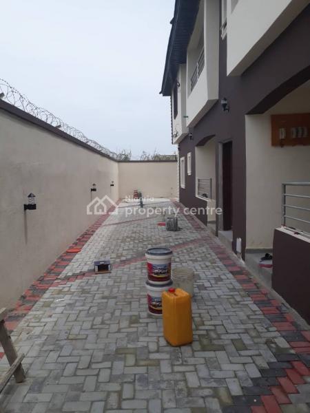 2 Bedrooms Flat, By Owode Bus Stop Ado, Ado, Ajah, Lagos, Flat for Rent