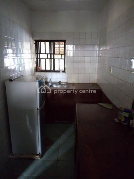 Nice and Big Self-contained, By Ecowas, Asokoro District, Abuja, Self Contained (single Rooms) for Rent