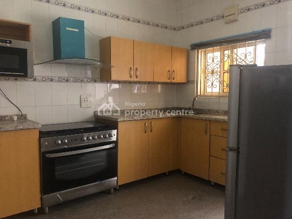Lovely 3 Bedroom Serviced Flat, Wuse 2, Abuja, Flat for Rent