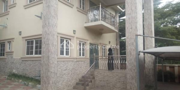 5-bedroom Fully Detached Duplex with 1 Bedroom Bq with 2  Living Rooms, Area 2, Garki, Abuja, Detached Duplex for Sale