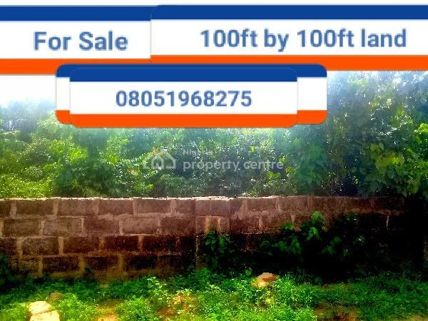 100ft By 200ft Land, Aruogba, Airport Road, Benin, Oredo, Edo, Residential Land for Sale