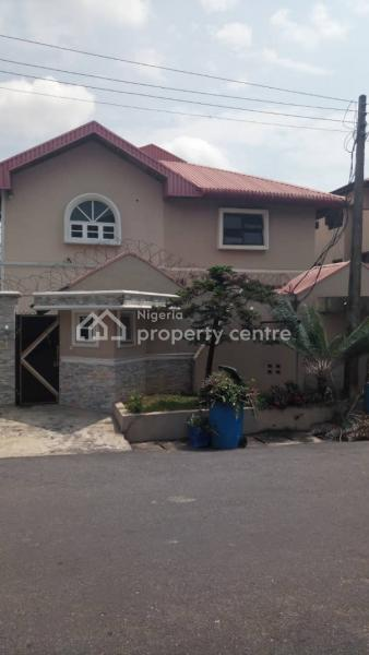 5 Bedroom Semi-detached Self-compound House, By Ramat Crescent, Gra, Ogudu, Lagos, Semi-detached Duplex for Sale