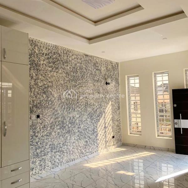 Luxurious 4 Bedroom Semi Detached Duplex with a Bq, Osapa, Lekki, Lagos, Semi-detached Duplex for Rent