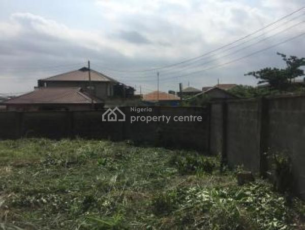 Fenced Plot of Land in a Serene and Tarred Street, Eleshin, Off Ijede, Ikorodu, Lagos, Mixed-use Land for Sale