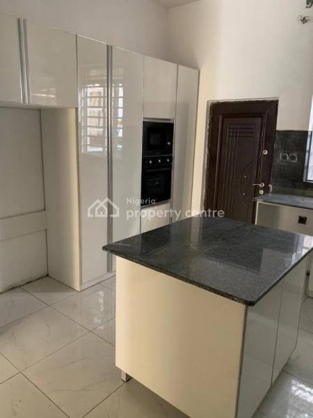 Aesthetic 4 Bedroom Semi Detached Duplex, Osapa, Lekki, Lagos, Semi-detached Duplex for Rent