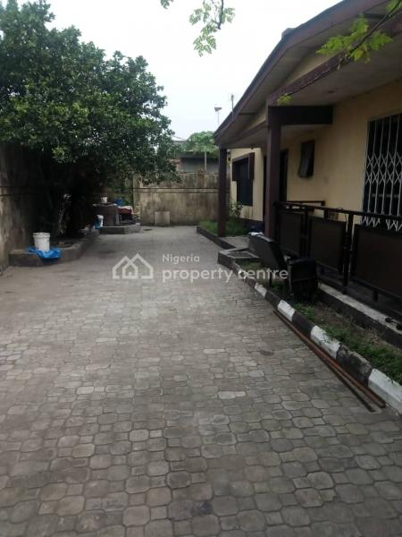 4 Bedroom with a Bq on a Full Plot, Ado, Ajah, Lagos, Detached Bungalow for Sale